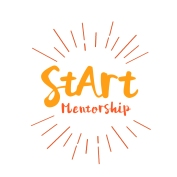 StartFestMentorshipLogo:YellowOrange